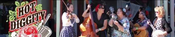 Hot Diggity Blue Grass Band