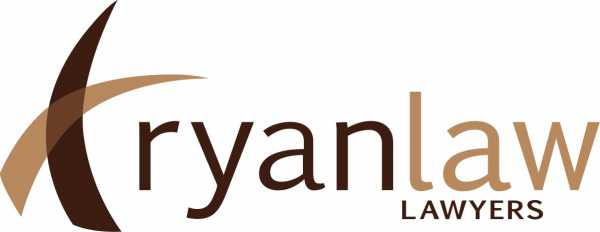 RYAN LAW logo colour
