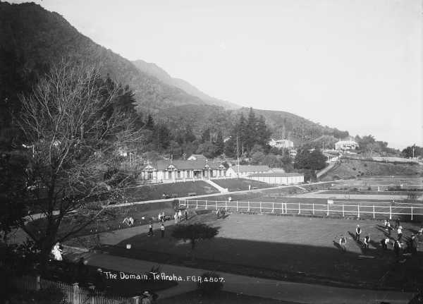 The Domain, Te Aroha