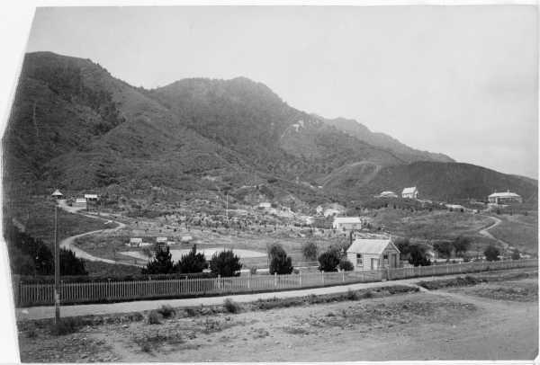 Te Aroha Domain 1883-1884