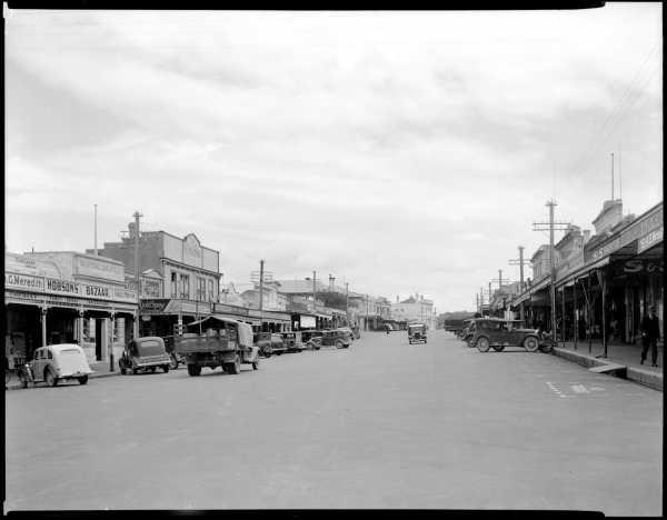 Whitaker Street Te Aroha