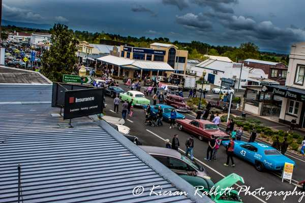 Aroha Cruise In