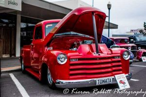 Chev Pick Up Truck